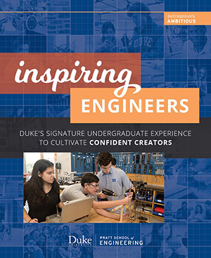 Inspiring Engineers publication cover