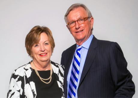 Jerry and Bev Wilkinson